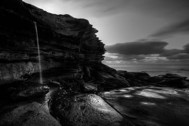 The Ocean's Tap by MarkLucey