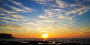 Sunrise - Little Bay by MarkLucey