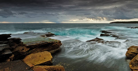 Mahons' Swirls by MarkLucey