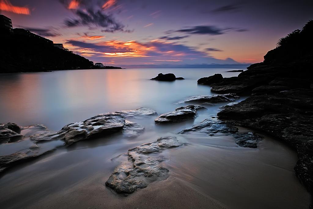 Rocks of Gordon's Bay by MarkLucey