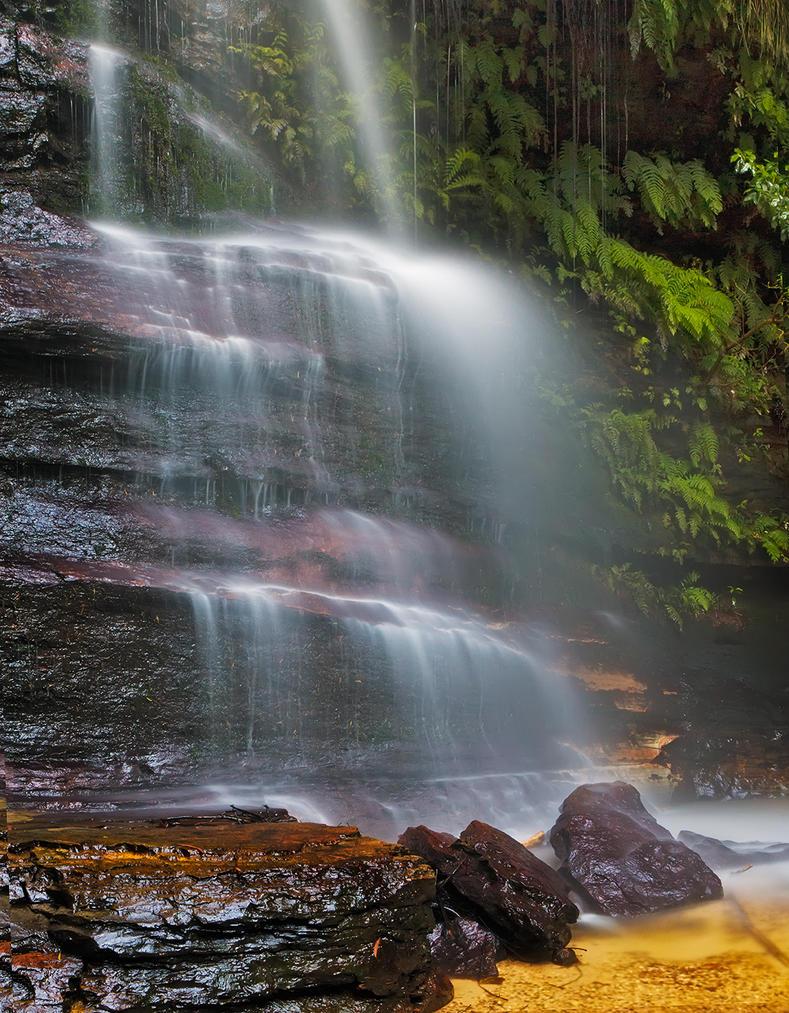 Federal Falls - Lawson by MarkLucey