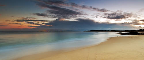 Jibbon Beach by MarkLucey