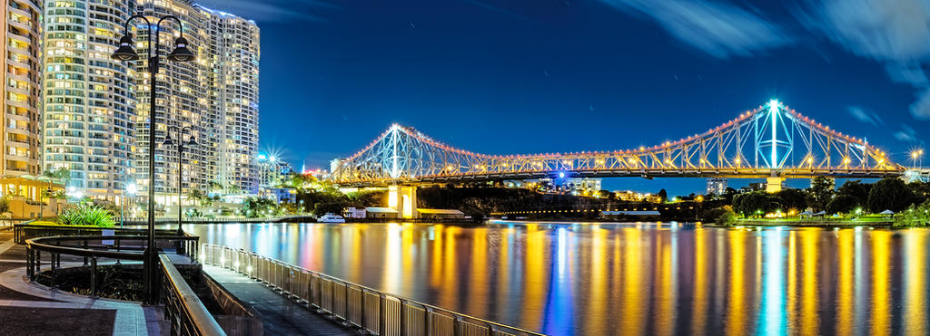 Story Bridge by MarkLucey