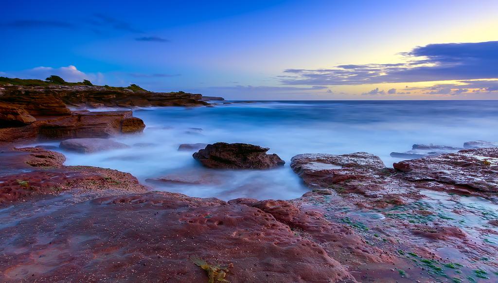 The Rocky Coast by MarkLucey