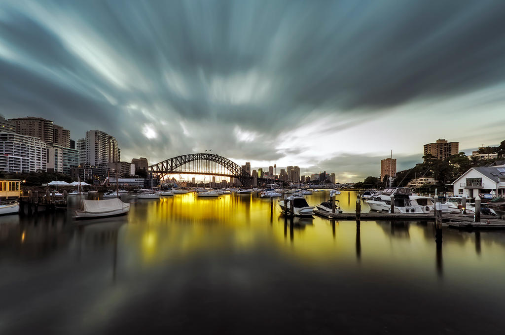 Lavender Bay - Sydney by MarkLucey