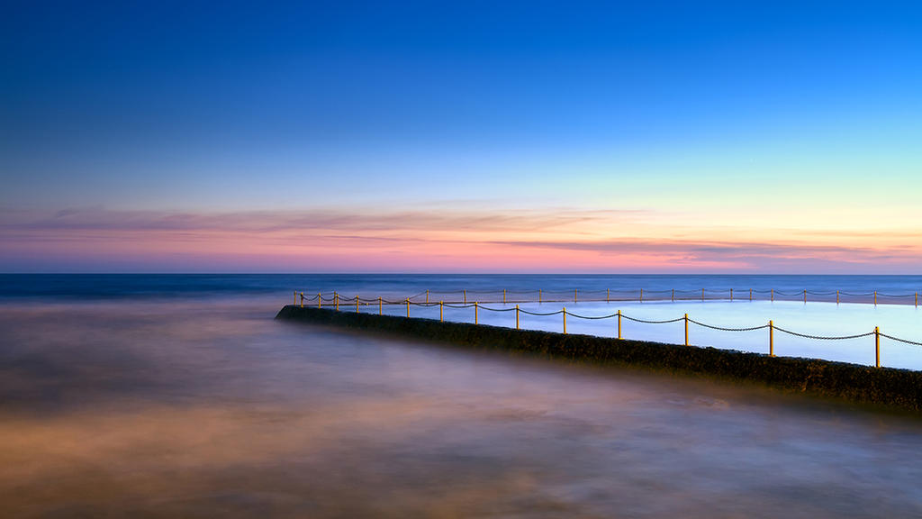 Shimmer in the Dawn by MarkLucey