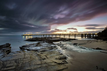 The Pier @ Lorne by MarkLucey