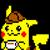 *Free* Detective Pikachu Icon by MercedesCorvette