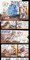 It's A Hard Life: Part 105 by Qlockwork-II