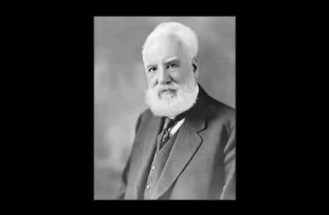 Colorisation - photograph of Alexander Graham Bell by repairs2photos ...