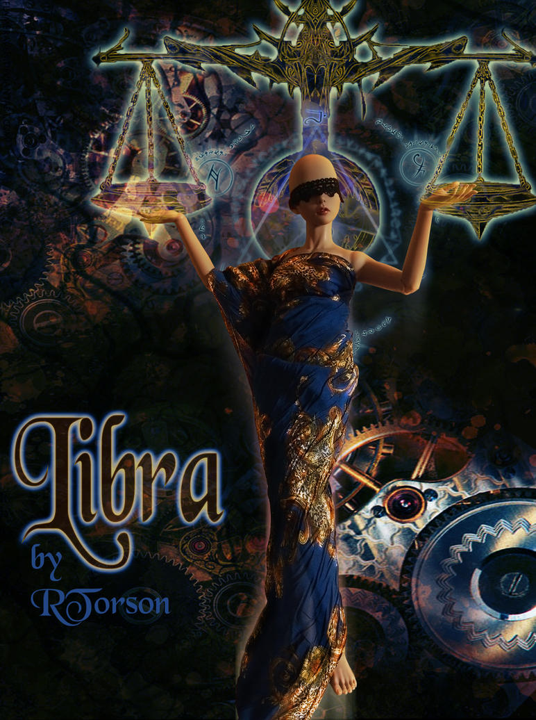Aurelia Libra by RTorson