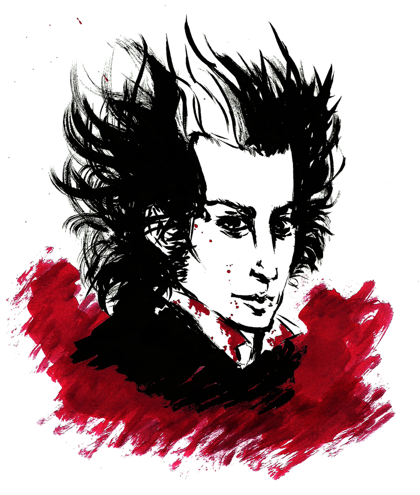 The demon barber of fleet street by crazygrin