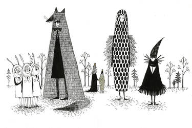 Creatures of the Black Forest