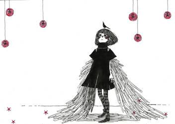 Having wings doesn't mean... by molnareszter