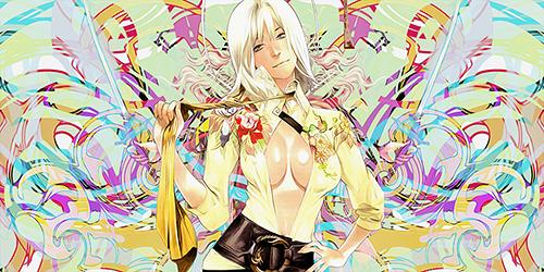 Tenjou Tenge - Maya Natsume by H-S93