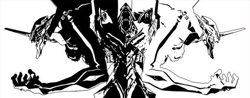 Neon Genesis Evangelion - Eva-01 by H-S93