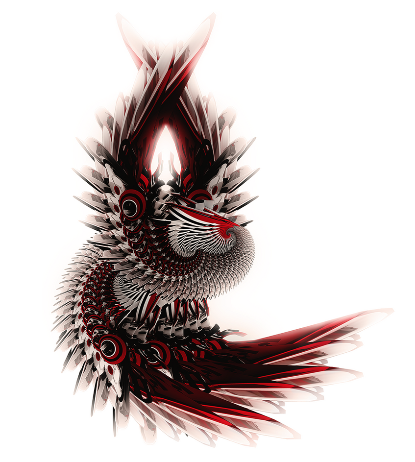 Radiant phoenix by H-S93