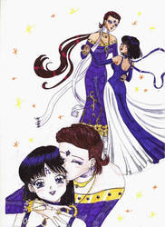 Princesses dance by hotaru-saturn