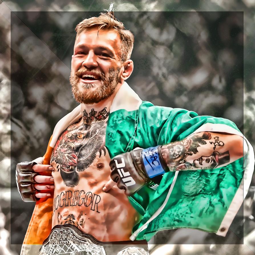 Conor McGregor Edit by HyDrAndre