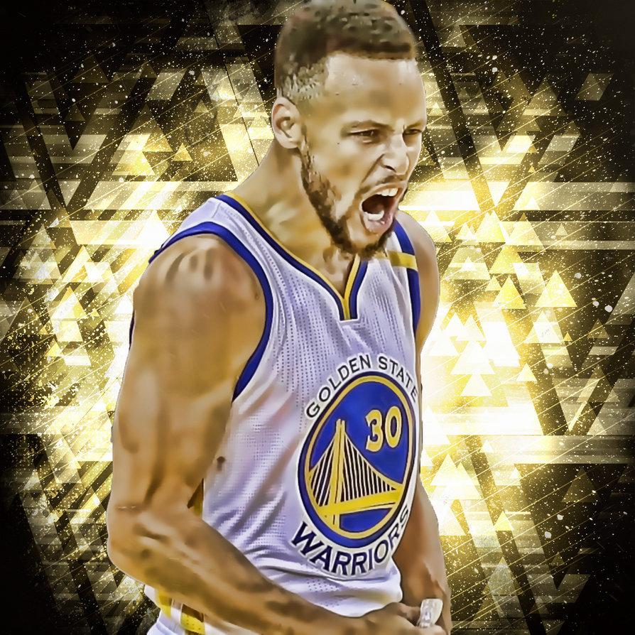 Curry 2nd Edit by HyDrAndre