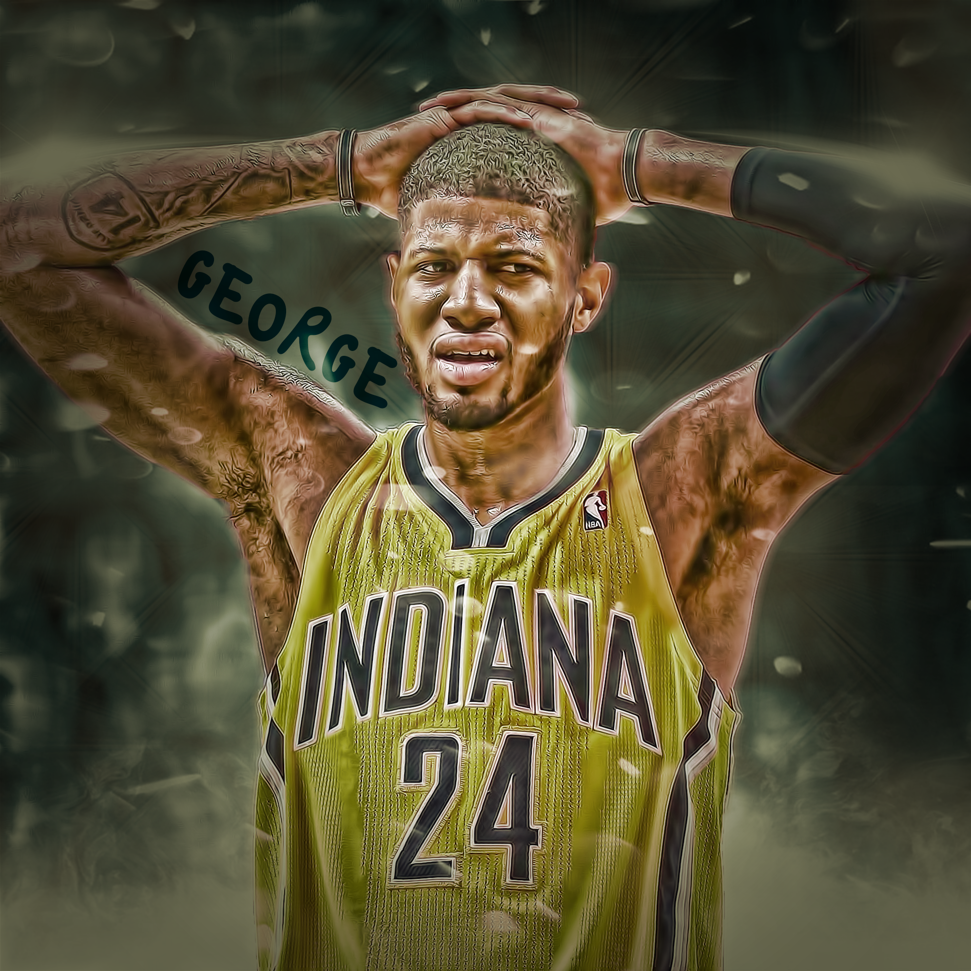 Paul George Edit by HyDrAndre