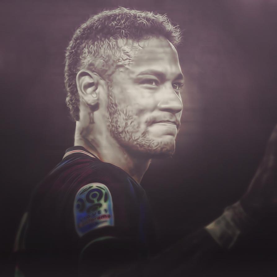 Neymar Icon PSG by HyDrAndre