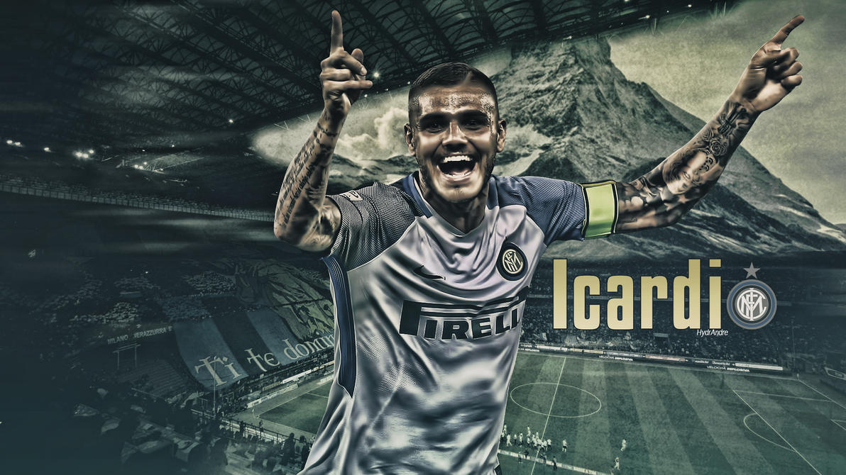 Mauro Icardi Wallpaper by HyDrAndre