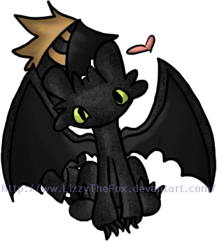 how to train your dragon chibi