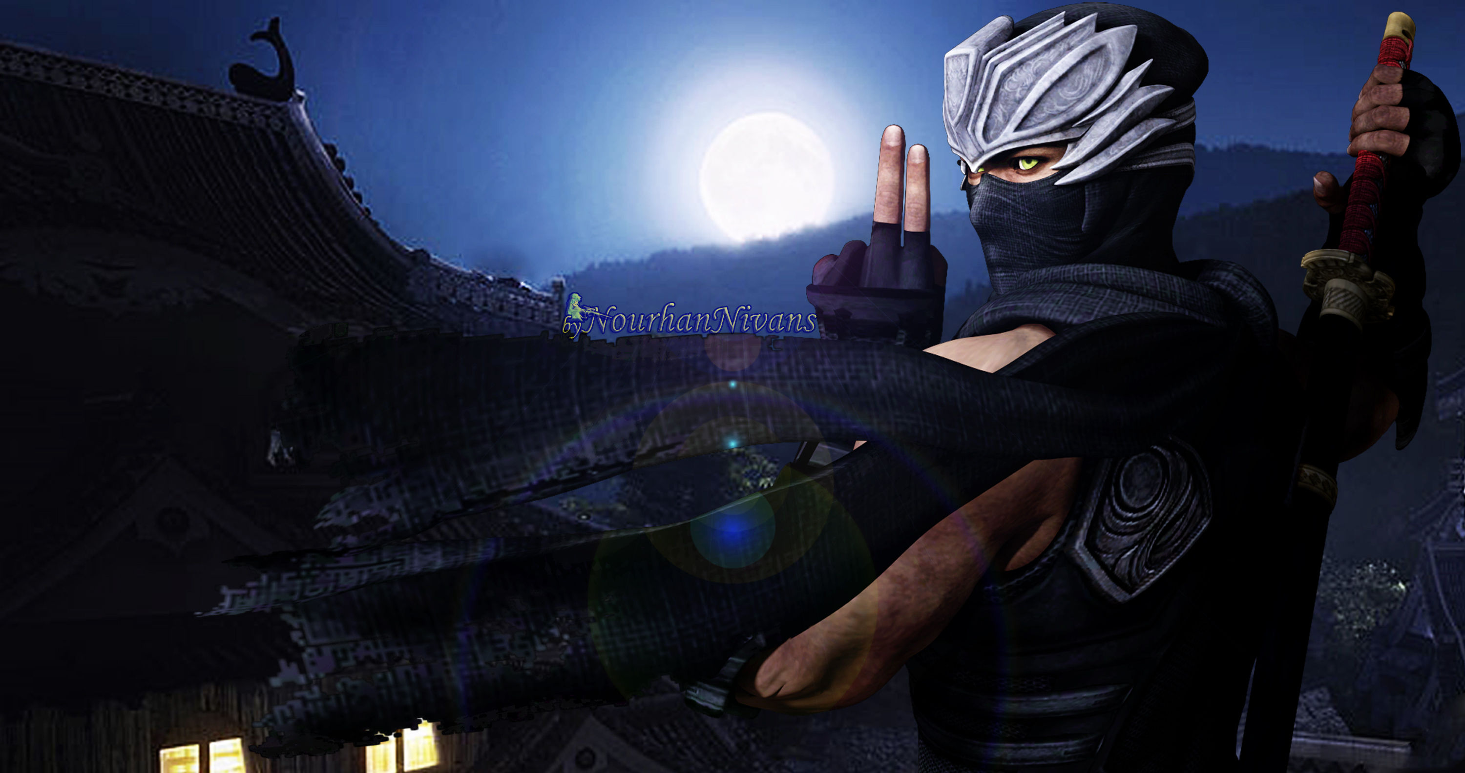 Ryu Hayabusa By NourhanNivans On DeviantArt