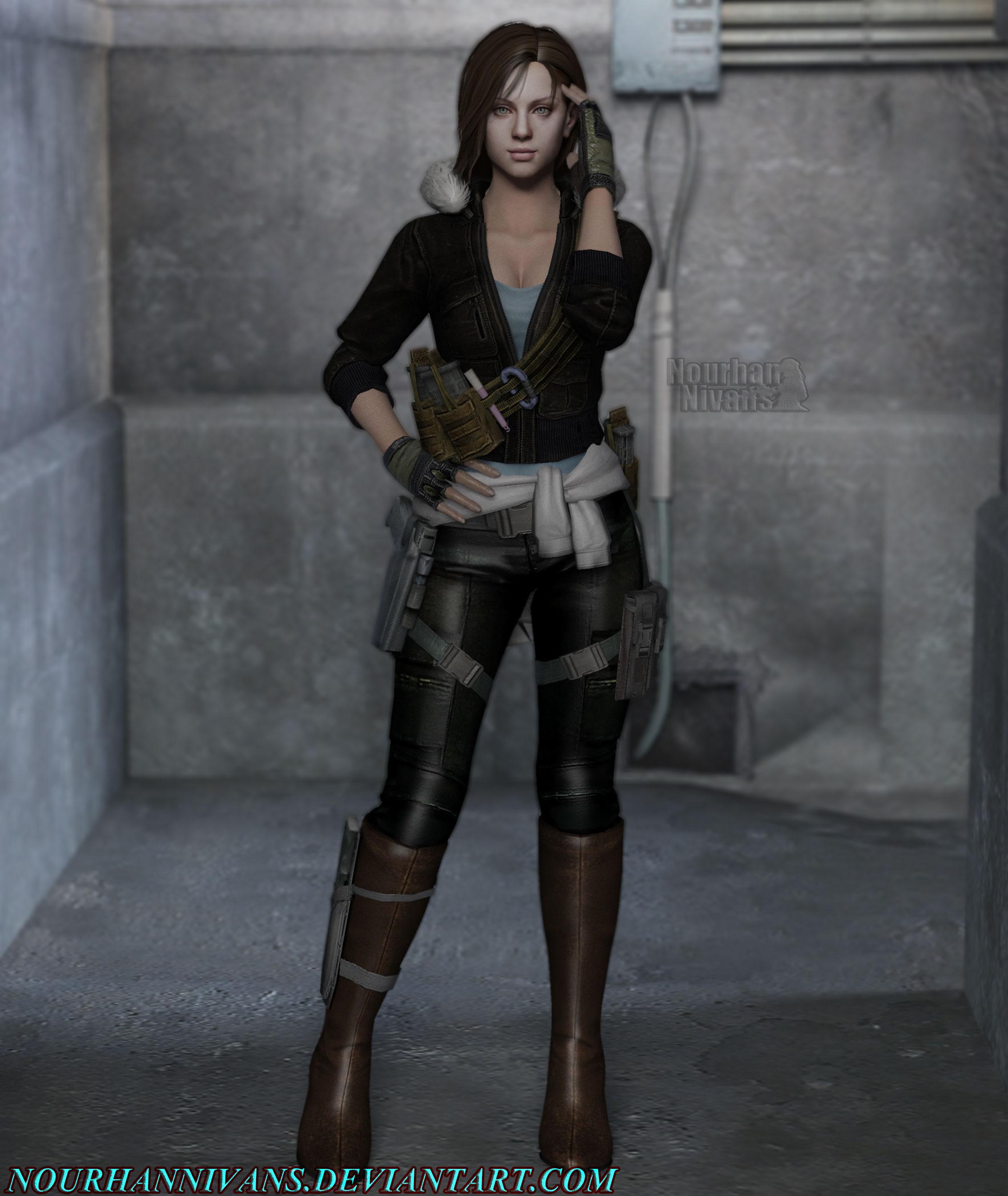 resident evil 3 remake jill best outfit