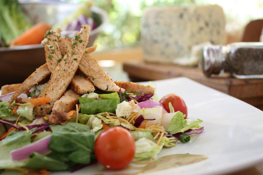 Chopped Chicken Salad 2 by snok-daffy