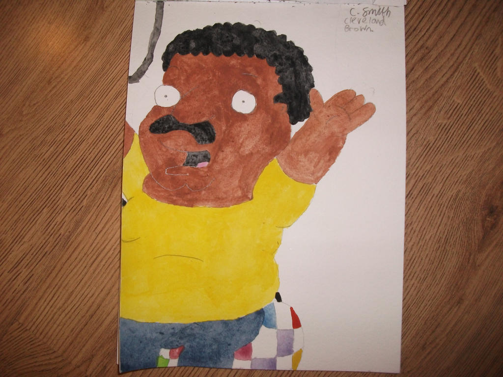The Cleveland Show Cleveland Brown By Firefly1599 On Deviantart
