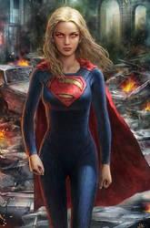 Supergirl by JonnyKlein