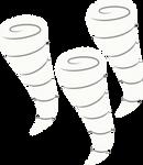 Dizzy Twister Cutie Mark by SilverVectors