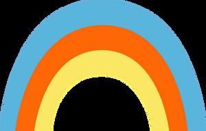 Rainbowshine Cutie Mark by SilverVectors