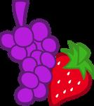 Berry Punch Cutie Mark