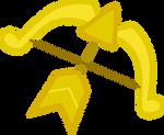 Bow and Arrow Cutie Mark
