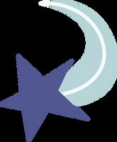 Comet Cutie Mark by SilverVectors