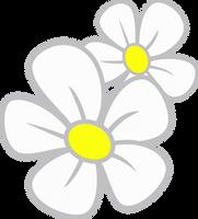 Daisy Cutie Mark by SilverVectors