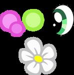 Daisy - Easydrop Color Guide by SilverVectors