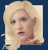 Brittany Snow by llvlarxene