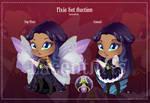Pixie Set Auction (CLOSED)