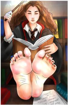[Poll] Hermione Granger - Midnight cram session