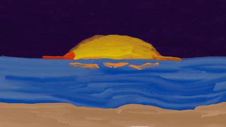 Sunrise by livingnightmare1992