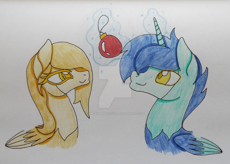 Brother and Sister Commission by emoandmusiclover