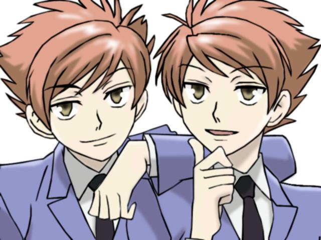 how to draw hikaru and kaoru