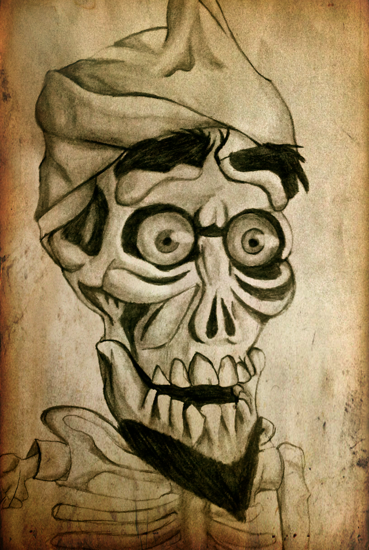 Achmed the dead terrorist by cantrona on deviantart for Achmed the dead terrorist halloween decoration