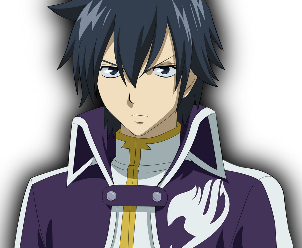Grey from fairy tail