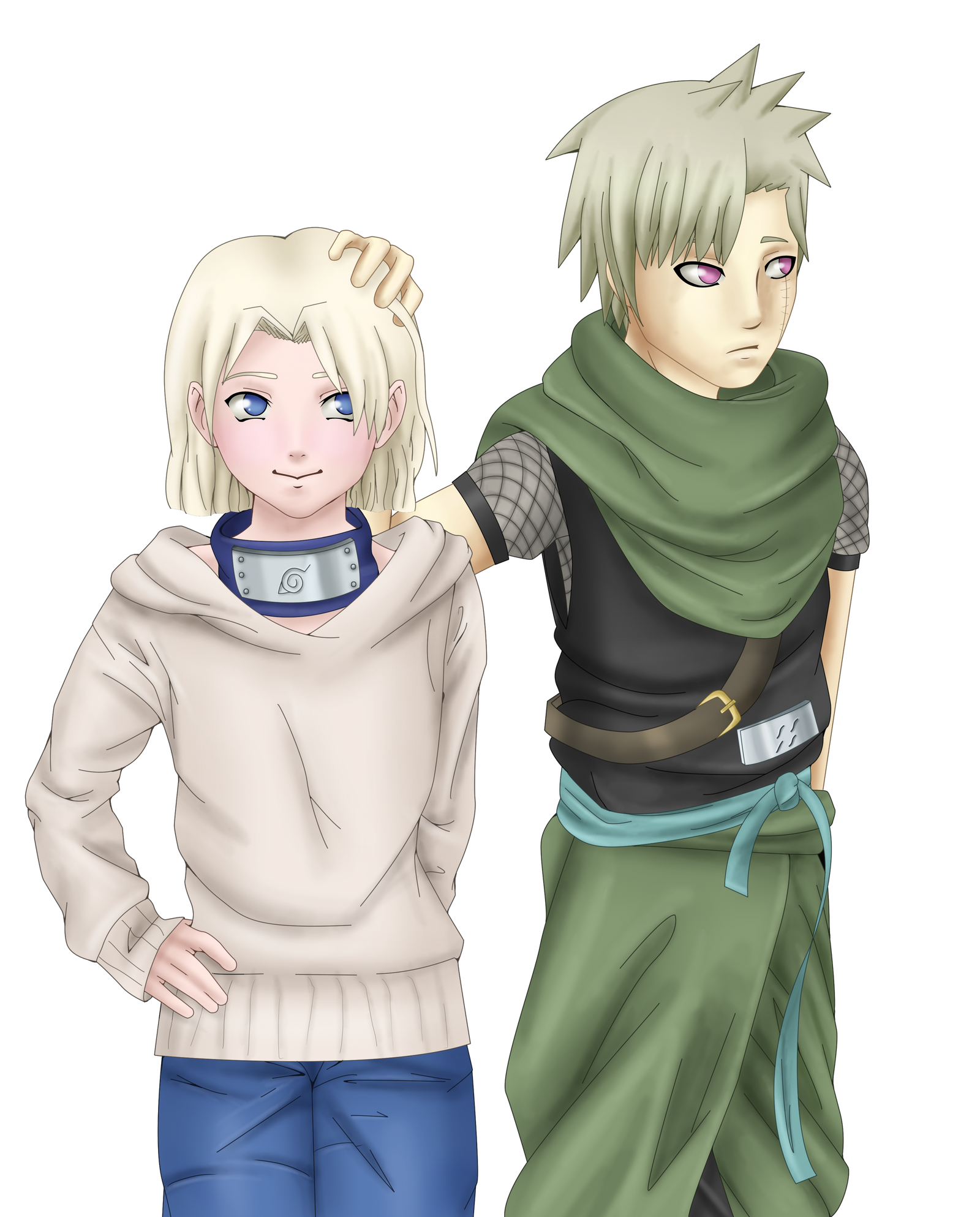 Isobu And Yagura