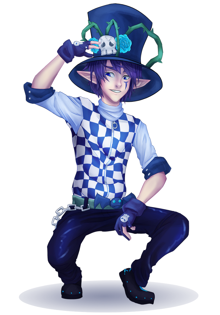 Ringmaster by Cantrona